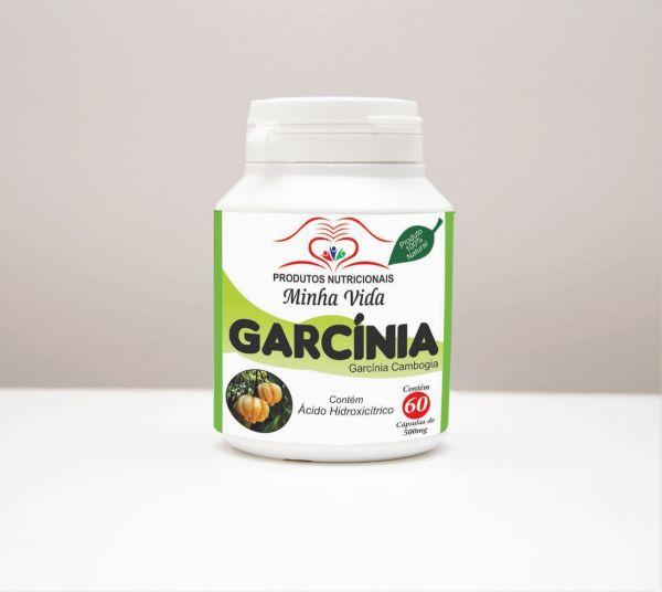 Garcínia Cambogia - C/ 60 Cápsulas