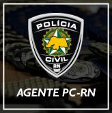 (Plano de Estudos) AGENTE PC-RN