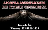 APOSTILA ASSENTAMENTO DE IYÁMIN OSORONGÁ + ÁUDIOS