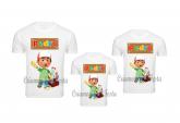 Camisetas Personalizadas Manny
