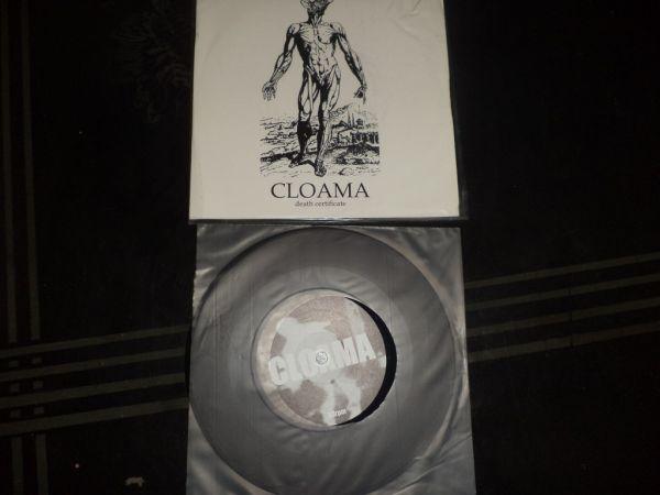 Cloama - death certificate '7 ep