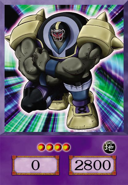 Elemental HERO Clay Guardian
