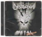 CD - Destruction – Metal Discharge