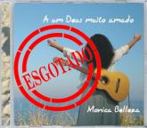 Monica Belleza - A Um Deus Muito Amado - CD