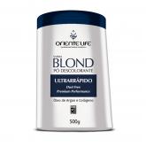 Pó Descolorante  Safira blond, 500 gr