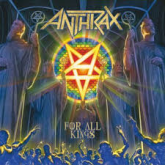 CD - Anthrax – For All Kings