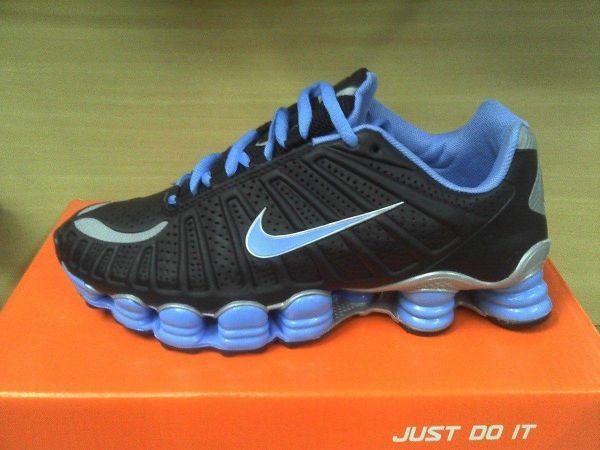 Tênis Nike Shox 12 Molas 100% Original (Promoção) - Rayra Shop 8434b0434