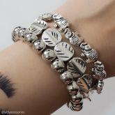 Kit pulseiras Melina