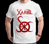 Camiseta Símbolo XAKOL Branca