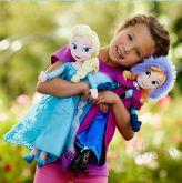 Boneca Elsa e Anna