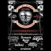 DVD - Metal Blade Records 20th Anniversary (+CD)