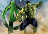 Papel Arroz Hulk A4 001 1un