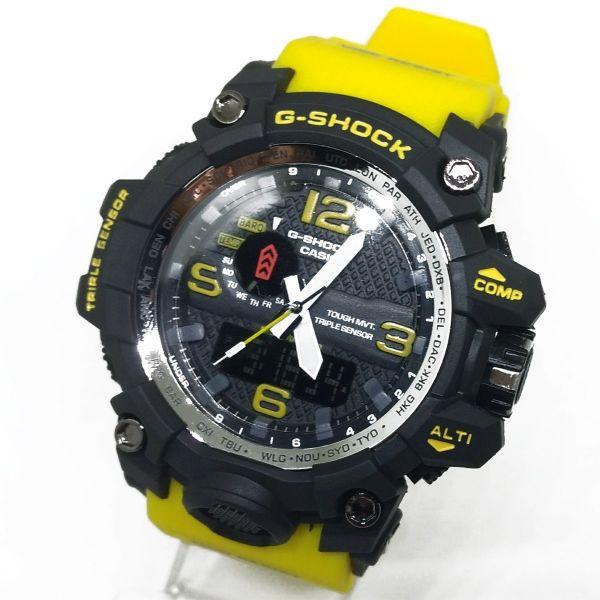 f57a3c263e2 Relógio G-Shock Esportivo Mundmaster Amarelo - Imperius Shop