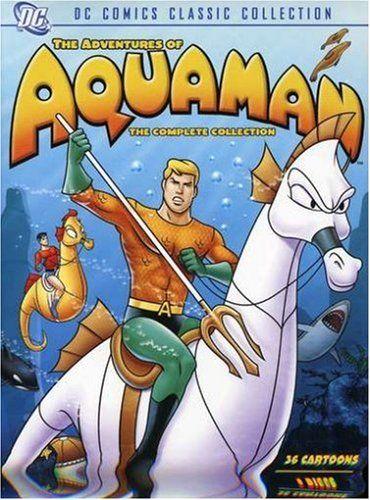 As Aventuras de Aquaman (The Adventures of Aquaman: The Complete Collection)