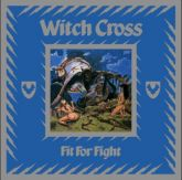 WITCH CROSS - Fit for Fight (slipcase & poster)