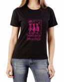 Camiseta - PRESENÇA QUE FAZ BEM AO CORAÇÃO - Feminina