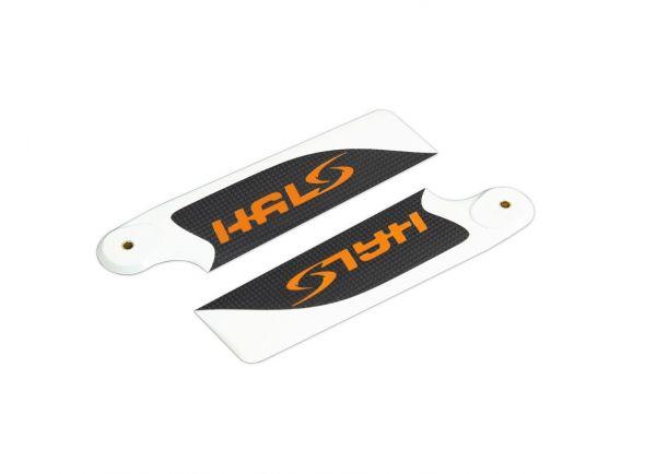 Halo CF Tail Blades 105mm - Pás Rotor de Cauda
