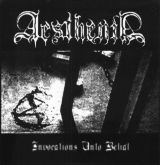 SOMRAK (Slo) / AESTHENIA (USA) - Gathering at the Ruins / Invocations unto Belial - 7