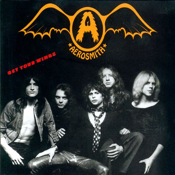 LP 12 - Aerosmith - Get Your Wings