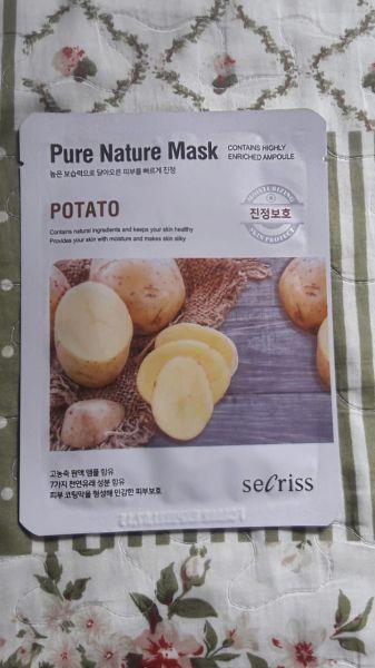 Sheet Mask Potato Secriss