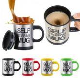 Caneca Self Stirring Mug - Mexedor Automático