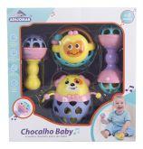 Kit Chocalho Baby