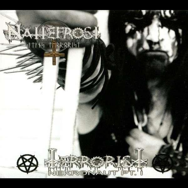 CD Nattefrost – Terrorist (Nekronaut Part I) Digipack