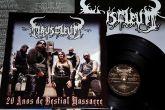 LP 12 - Mausoleum - 20 Anos de Bestial Massacre