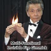 Invisible Fire Gimmick- Fogo nas mãos invisivel #1365