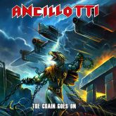 ANCILLOTTI - The Chain Goes On (2014 - Jolly Roger / ITA) (LP)