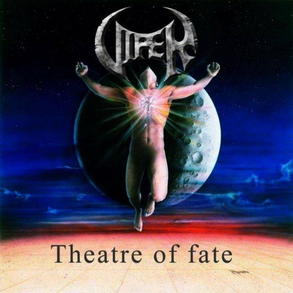 VIPER - Theatre Of Fate  - Slipcase CD -[com faixas bônus]