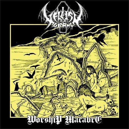 CD Hellish Grave – Worship Macabre