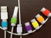 protetor cabo do carregador de dados