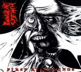CD Pungent Stench – First Recordings
