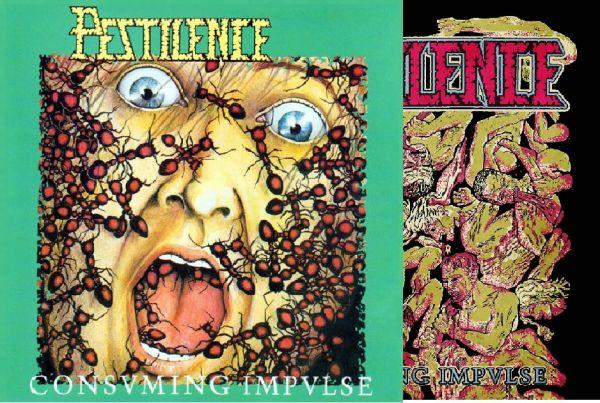 Pestilence - Consuming Impulse CD-duplo