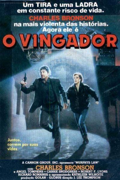 O VINGADOR(ação)(dvd r)(1986) - Loja de tuneldotempo71