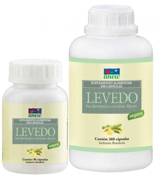 Levedo - 360 Cápsulas