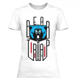 Camisa Bear Trap Feminina - Trader Realista