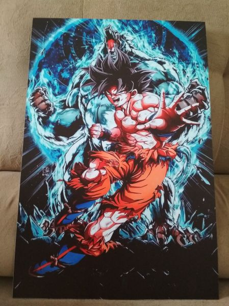 Quadro Goku