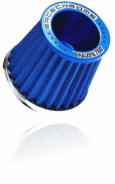 Filtro Ar Esportivo Race Chrome Master Filter Rc029 Azul - Cód.RR039