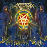 CD Anthrax - For All Kings (Duplo)