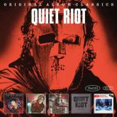 Box - Quiet Riot ‎– Original Album Classics