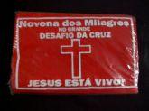 Manto desafio da cruz