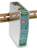 EDR-75-24 Fonte Chaveada Industrial p/ Trilho DIN 24VDC x 3,2A Original Mean Well
