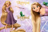 Papel Arroz Rapunzel A4 003 1un