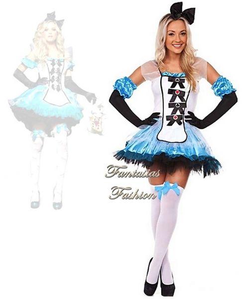 Alice no País das Maravilhas FF36