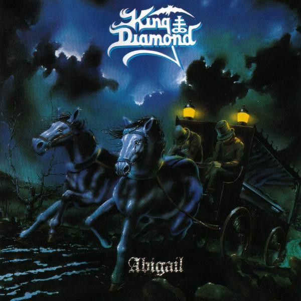 CD - King Diamond – Abigail - digi sleeve replica disco