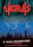 ANDRALLS -15 years Breaknecking - DVD