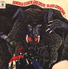 LP 12 - Blues Creation ‎– Demon & Eleven Children