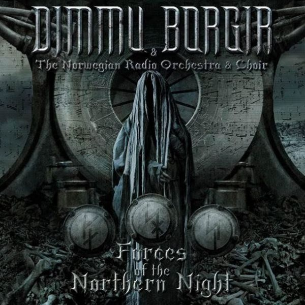 CD Dimmu Borgir – Forces Of The Northern Night (Duplo)